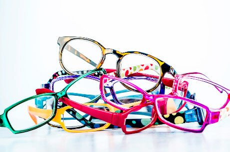 Make a gift to Lions Clubs' Eyeglass Recycling Program