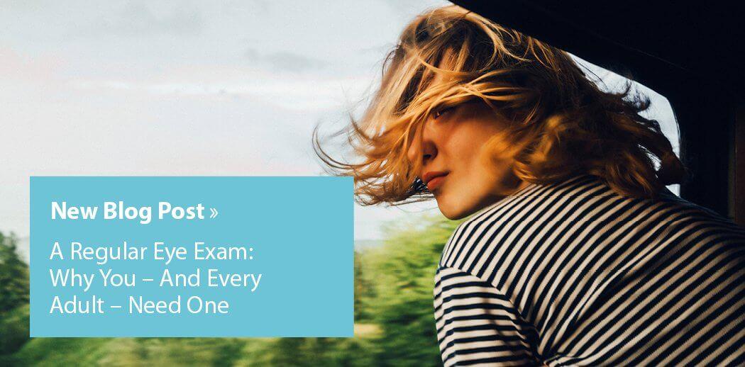 Why you need an eye exam