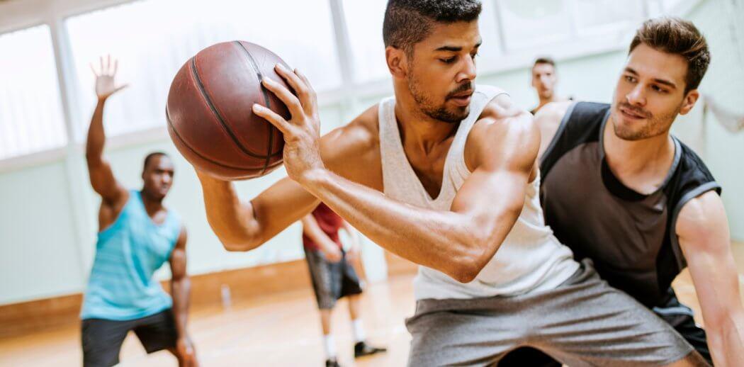 Eye trauma is common in sports