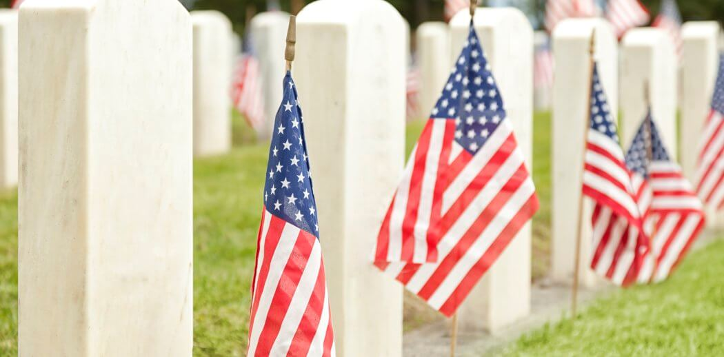 Memorial Day - All offices closed