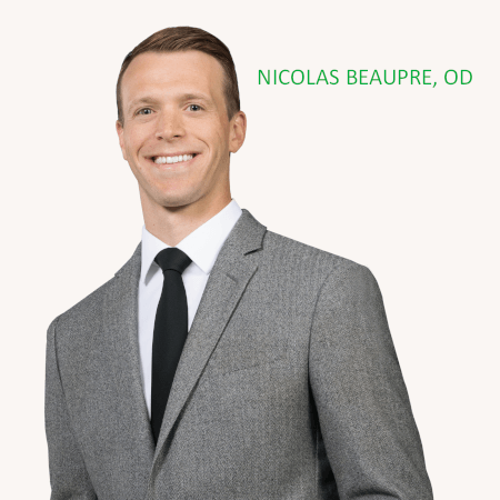 Welcome Dr. Beaupre
