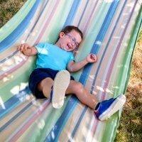 Glasses in children