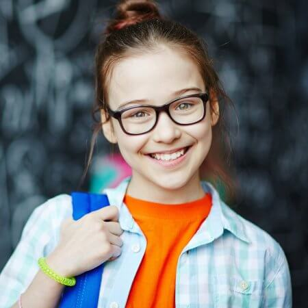 Book your child's eye exam now